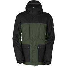 Bonfire Yukon Snowboard Jacket