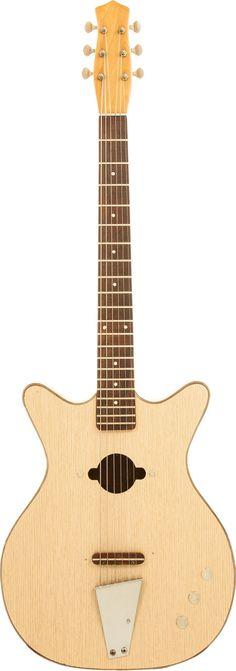 Danelectro Convertible Guitar ~ https://www.pinterest.com/lardyfatboy/ ~