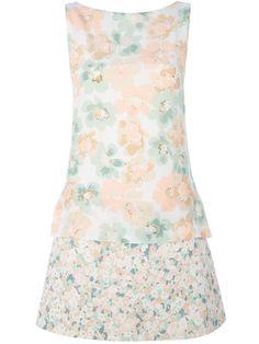 Moschino Tank Dress - Stefania Mode - farfetch.com