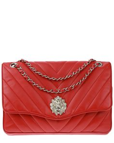 You need to see this Chanel Limited Edition Red Lambskin Leo The Lion Jumbo Single Flap Bag on Rue La La.  Get in and shop (quickly!): http://www.ruelala.com/boutique/product/99173/29126306?inv=dream09&aid=6191