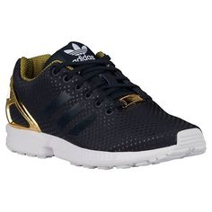 sale retailer 45885 3ebf0 NIB Adidas ZX Flux Size Rita Ora NIB Adidas ZX Flux Size Ink and Gold, new  in box, never worn, have receipt, so freaking hot someone needs to rock  these ...