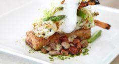 Driftwood (Restaurant Dallas) - seafood-centric, located in Oak Cliff. Former chef from Abacus.   642 W Davis St  Dallas, TX 75208