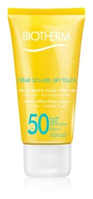 Biotherm Crème Solaire Dry Touch матирующий солнцезащитный крем для лица SPF 50, 50 мл Beauty Zone, Anti Aging, Personal Care, Cream, Bottle, Collections, Sunscreen, Style Of Hair, Self Care