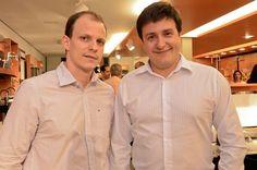 Guilherme Tambascia e Atilio Pinton | Soft Open Bhan Nossos convidados se juntaram aos melhores designers da atualidade. Dia 03 de Novembro a  capital mundial do design mudou-se para cá.