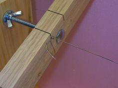 Guitar String Hot Wire Cutter