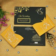 Desain Undangan Pernikahan Terbaik Template Photoshop Contoh Find Pin Weddings