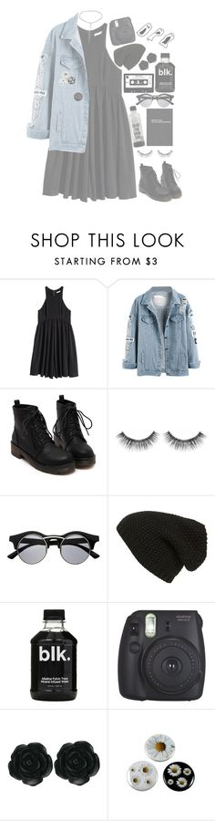 """""""//•Oh how I'd love to go to Paris again•\\"""" by my-happy-little-pill ❤ liked on Polyvore featuring H&M, Sephora Collection, Enchanté, Retrò, Phase 3, Fujifilm and Dollydagger"""
