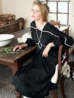 Burda-Piping Dress