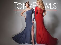 Tony Bowls Evenings Style TBE21363 now in stock at Bri'Zan Couture, www.brizancouture.com