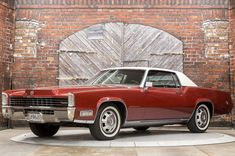 Bid for the chance to own a 1968 Cadillac Eldorado at auction with Bring a Trailer, the home of the best vintage and classic cars online. Cadillac Eldorado, 4x4 Trucks, Chevy Trucks, Diesel Trucks, Lifted Trucks, Steel Wheels, Interior Trim, Classic Cars Online