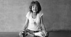 An exclusive interview with Tao Porchon-Lynch, the world's oldest yoga teacher, and the star of Athleta's latest 'Power of She' ad. - Shape.com