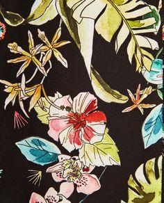 e300f41d14 Afbeelding 7 van KIMONO MET TROPISCHE PRINT van Zara Motif Tropical