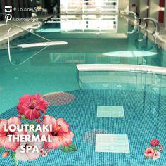 Hello weekend!!!  Χαλαρώνοντας για το τριήμερο στις θερμαινόμενες πισίνες του Loutraki Thermal SPΑ!!!