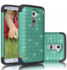 Excited to show off our newest arrivals! Bling Crystal Hyb... Buy now http://jandjcases.com/products/bling-crystal-hybrid-case-for-lg-g2-d801-in-2-colors?utm_campaign=social_autopilot&utm_source=pin&utm_medium=pin