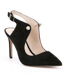 d3b2ad4973b Louise et Cie Jonah Suede Pumps New Shoes