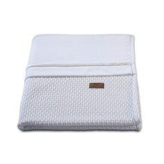 Bettwäsche Robust weiß    - Material: 40% Baumwolle, 60% Acryl  - Maße: 100 x 135 cm  - Farbe: weiß  - Maschinenwäsche: bei 40 °C