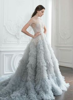 Haute Couture Gowns, Style Couture, Haute Couture Fashion, Couture Week, Juicy Couture, Black Wedding Dresses, Bridal Dresses, Wedding Gowns, Prom Dresses