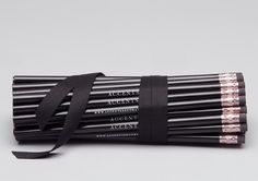 Accents designed by LaTortilleria #stationery #pencils