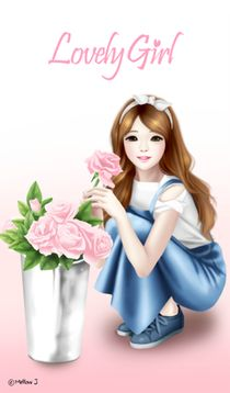 954 Best Cute Korean Illustrations Images On Pinterest Drawings