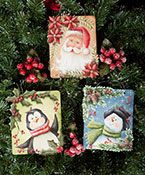 Trim a Trio Ornaments