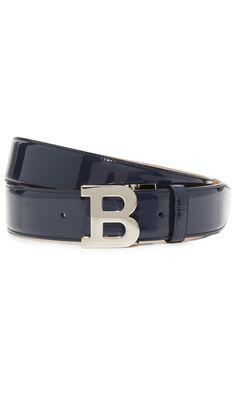 BALLY B Buckle Belt. #bally #belt