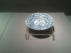 The Themed Display named Lotus out of Water in Southern Song Dyansty Guan Kiln Museum