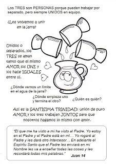 pentecostes actividades para jovenes