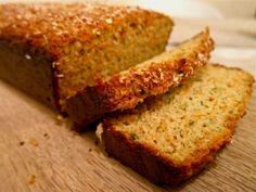 Flourless Paleo Zucchini Bread