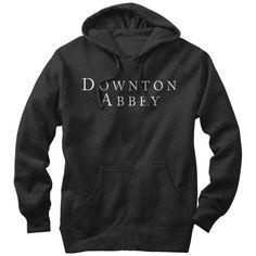 Downton Abbey Women's - Logo Lightweight Hoodie #downton #downtonabbey #pbs