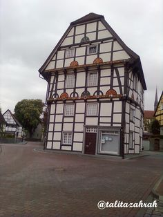 The oldest house in Soest, Germany 2010