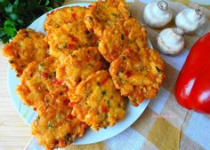 kotlet Cauliflower, Food And Drink, Keto, Chicken, Dinner, Vegetables, Cooking, Recipes, Fit Foods