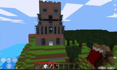 Crazy Craft on Castle World PE (Pocket Edition) ,this is just another regular arcade,another building games and exploration games. C`mon Lets Explore, dig and build in a voxel world, build on the move, Dig blocks, Mine resources, Craft hundreds of items, Travel day and Survive at night! https://play.google.com/store/apps/details?id=castleworld.crazycraft.pocketedition