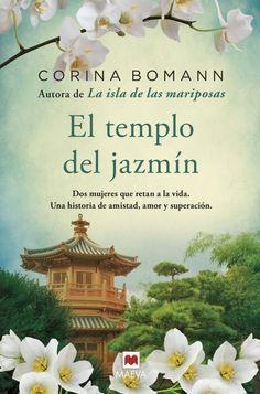 """'El templo del jazmín"""", de Corina Bomann."""