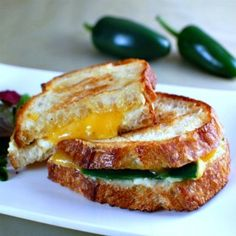 Everyone's favorite grilled cheese!