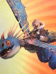 How To Train Your Dragon 2 movie  new astrid photos | Astrid-How-to-Train-Your-Dragon-2-cinemacon