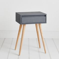 Home Republic Balmain Side Tables Grey - Furniture Side Tables - Adairs online $150