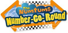 CBeebies Land | The Numtums Number - Go - Round