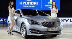 2016 Hyundai Azera Colors