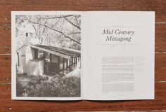 Maud Design | SOHI Magazine #spread