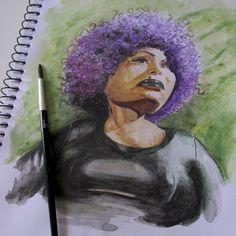 Sketchbook - Elza Soares