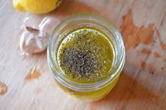 Lemon Vinaigrette Recipe   Serena Bakes Simply From Scratch Lemon Dressing Recipes, Lemon Salad Dressings, Lemon Vinaigrette Dressing, Vinegar Salad Dressing, Lemon Recipes, Greek Recipes, Salad Recipes, Fun Recipes, Salads