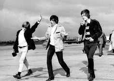 Brian Jones Keith Richards Mick Jagger