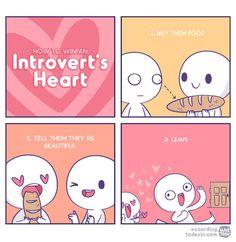 Hvad man skal vide, før man daterer en introvert
