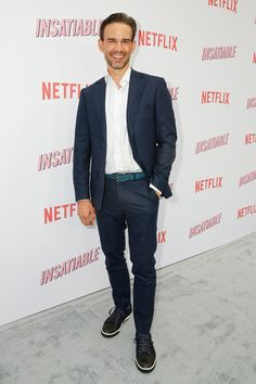 """Christopher Gorham Photos - Christopher Gorham attends Netflix's """"Insatiable"""" Premiere And After Party on August 2018 in Los Angeles, California. - Netflix's 'Insatiable' Premiere And After Party Netflix Series, Series Movies, Tv Series, Insatiable Netflix, Annie Walker, Covert Affairs, August 9, Old Tv Shows, Man Candy"""
