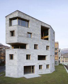 Apartment Building Buff / Pablo Horváth