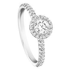 ピアジェ パッション G34L1A00 - Piaget(ピアジェ)の婚約指輪(エンゲージメントリング)
