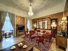 Los turistas pueden elegir entre diferentes tipos de suites
