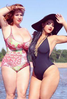 goddessofearthplus:Inna Kulin and Juliya Lavrova. --- Thu-29-oct-2015-13:44-18º-77%-ksemberg-Arg-wind-N24km-Monte