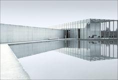 Langen Foundation, Neuss Architect: Tadao Ando