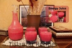 Beetroot Energy Juice